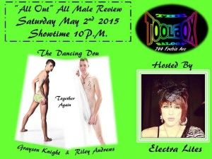 Show Ad | Toolbox Saloon (Columbus, Ohio) | 5/2/2015