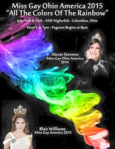 Show Ad   Axis Night Club (Columbus, Ohio)   July 11th and 12th, 2015