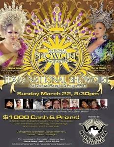 Show Ad | Round-Up Saloon (Dallas, Texas) | 3/22/2015