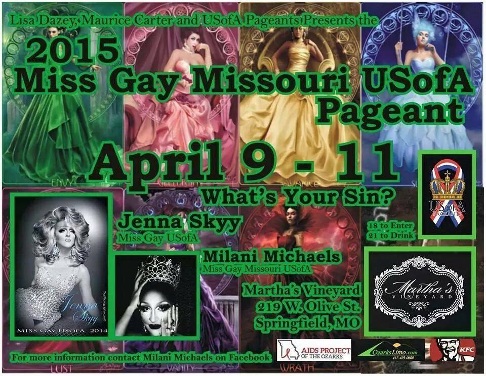 Show Ad | Martha's Vineyard (Springfield, Missouri) | 4/9-4/11/2015