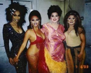 Tommie Ross, Maya Douglas, Charity Case and Celeste Martinez