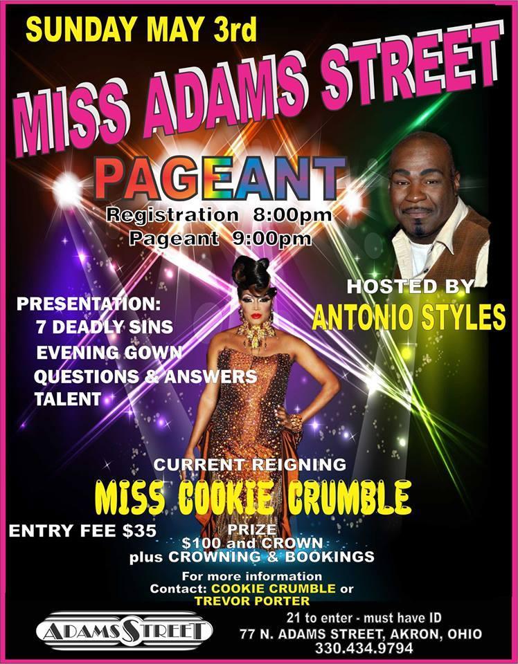 Show Ad | Adams Street (Akron, Ohio) | 5/3/2015