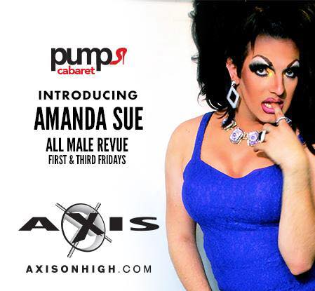 Show Ad | Axis Nightclub (Columbus, Ohio) | 8/7/2015
