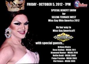Show Ad | Southbend Tavern (Columbus, Ohio) | 10/5/2012