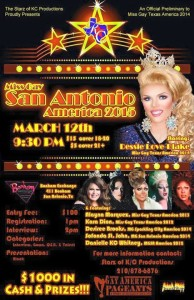 Show Ad   Bonham Exchange (San Antonio, Texas)   3/12/2015