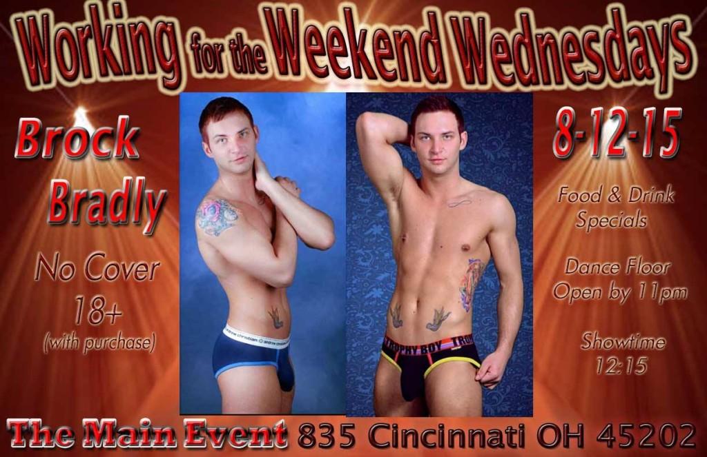 Show Ad | Main Event (Cincinnati, Ohio) | 8/12/2015