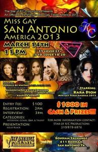 Show Ad | Bonham Exchange (San Antonio, Texas) | 3/14/2013