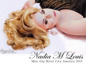 Nadia Louis - Photo by Ginger Snap Photography