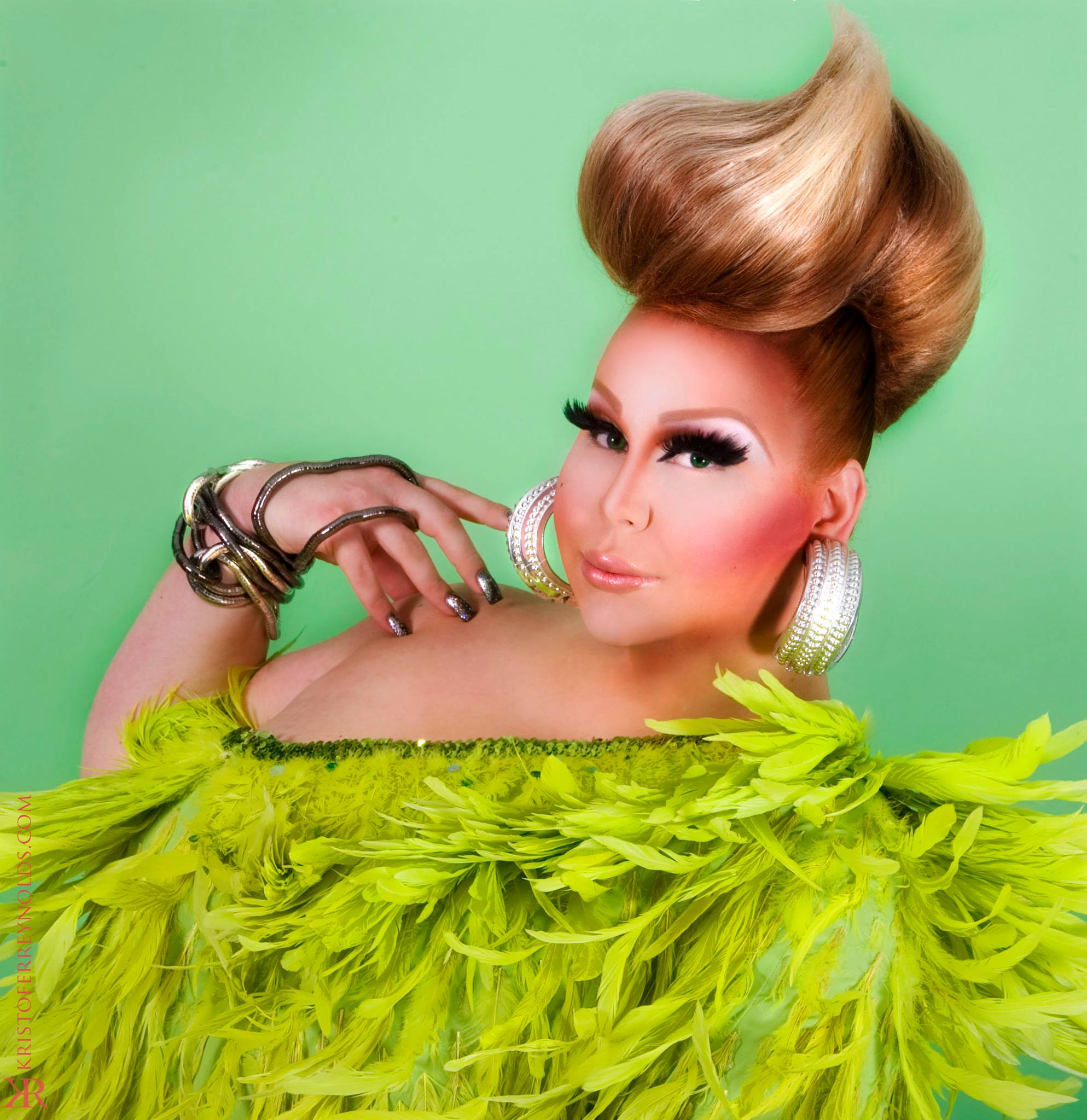 Coco Markstone - Photo by Kristofer Reynolds