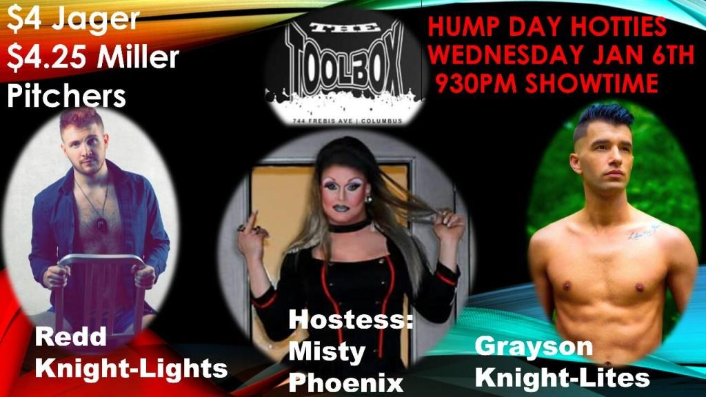 Show Ad | Toolbox Saloon (Columbus, Ohio) | 1/6/2016