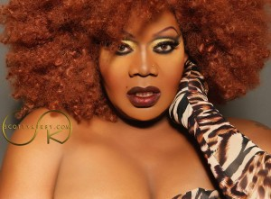 Sassy O'Hara - Photo by Scotty Kirby