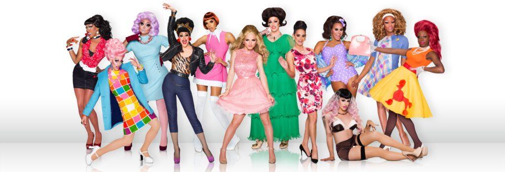 Cast of Season 8 of RuPaul's Drag Race
