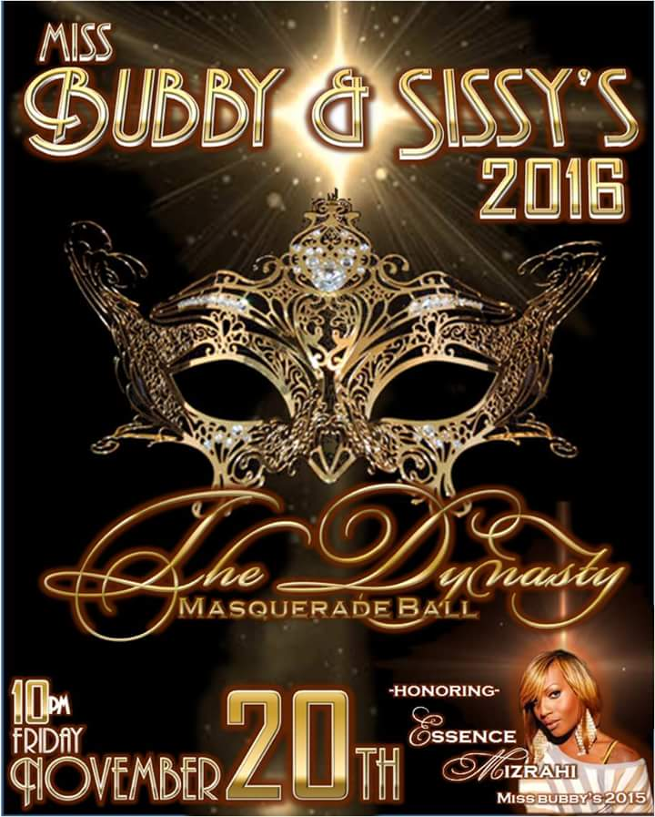 Show Ad | Miss Bubby & Sissy's | Bubby & Sissy's (Alton, Illinois) | 11/20/2015