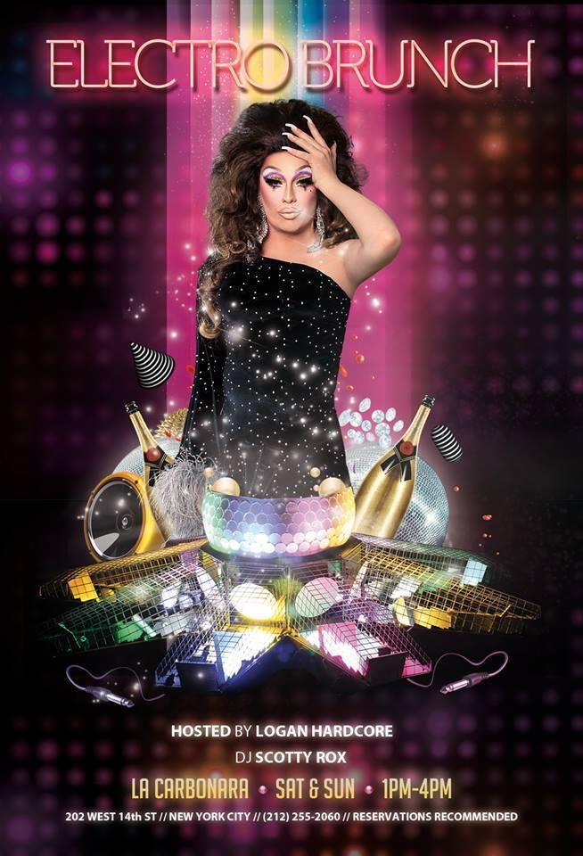 Show Ad | La Carbonara (New York, New York) | February 2016