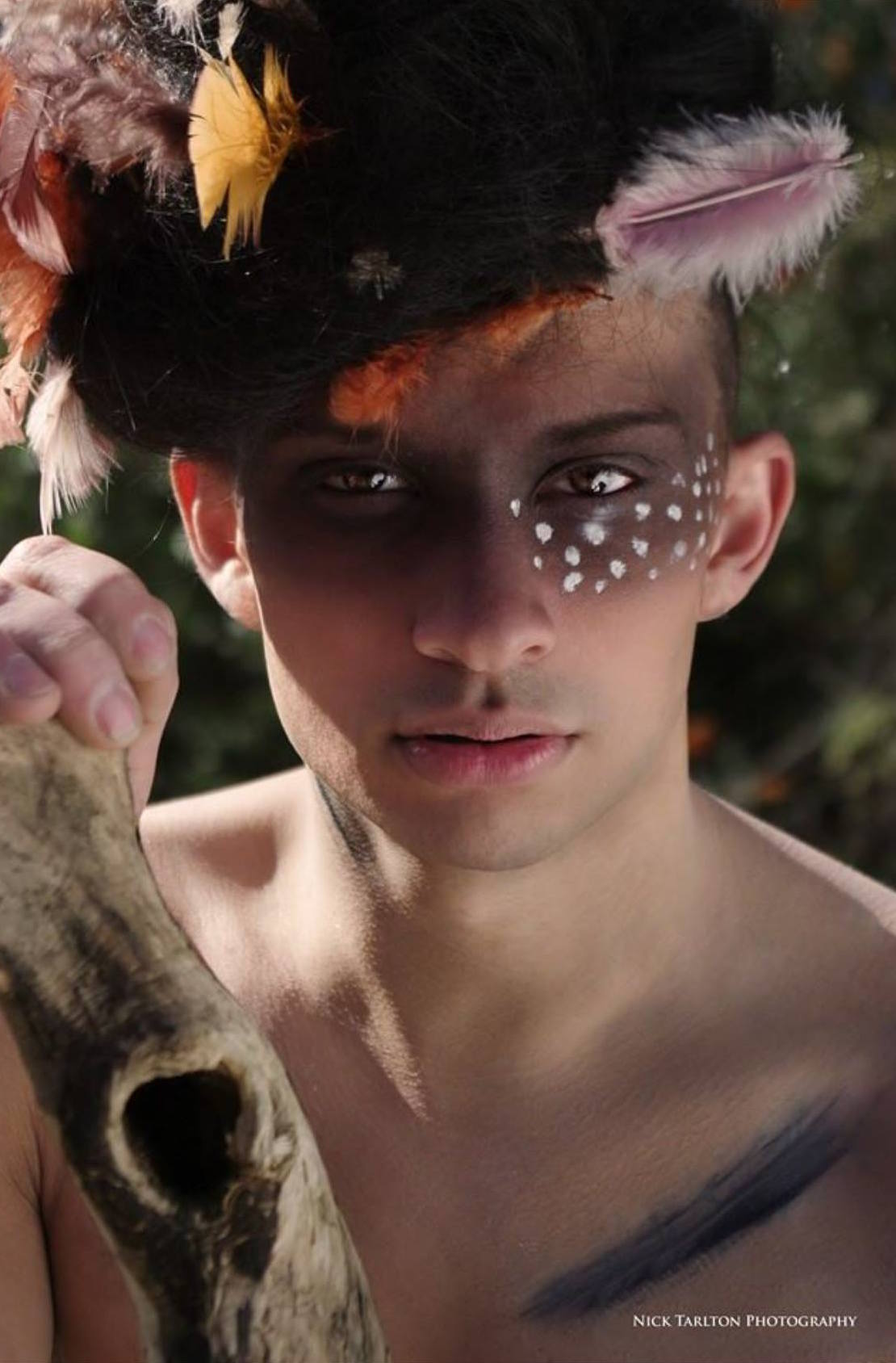 Ayden Andrews Lareese - Photo by Nick Tarlton Photography