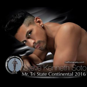 Steve Kenneth Soto - Photo by Tios Photography