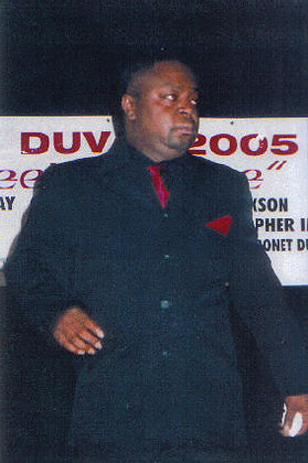 Marlon Iman