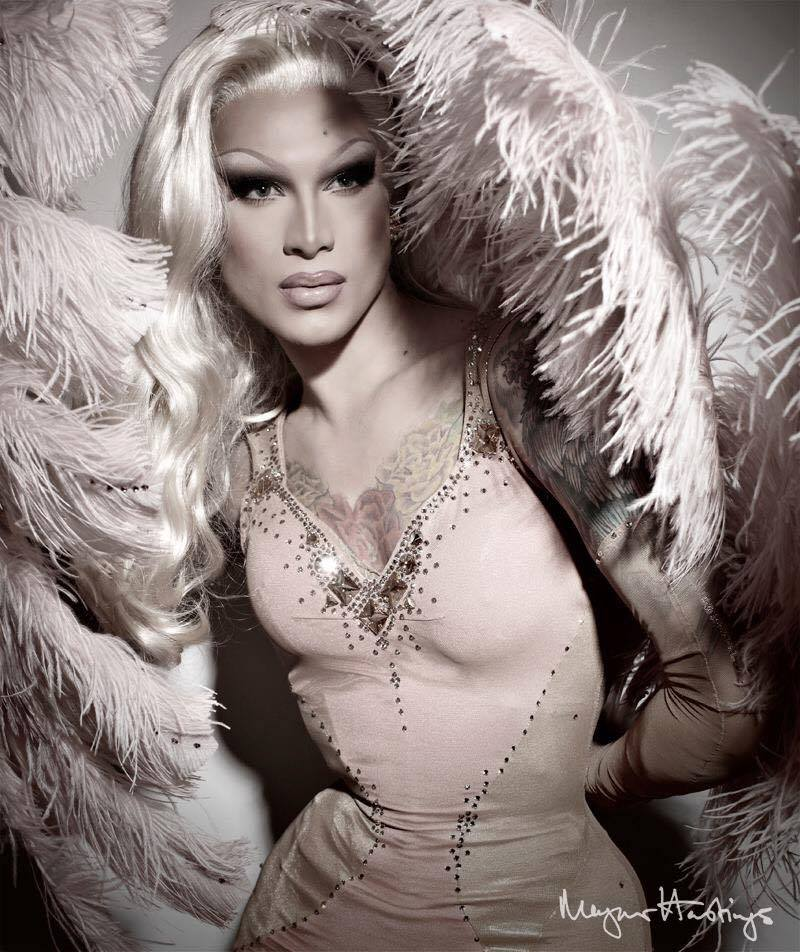 Miss Fame - Photo by Magnus Hastings
