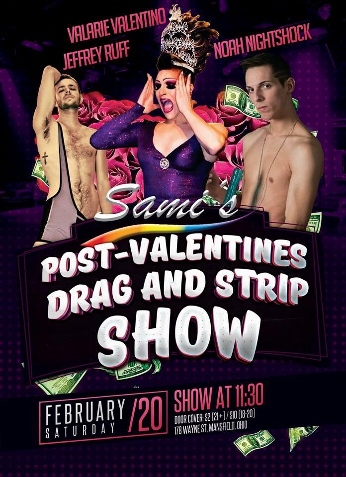 Show Ad | Sami's (Mansfield, Ohio) | 2/20/2016