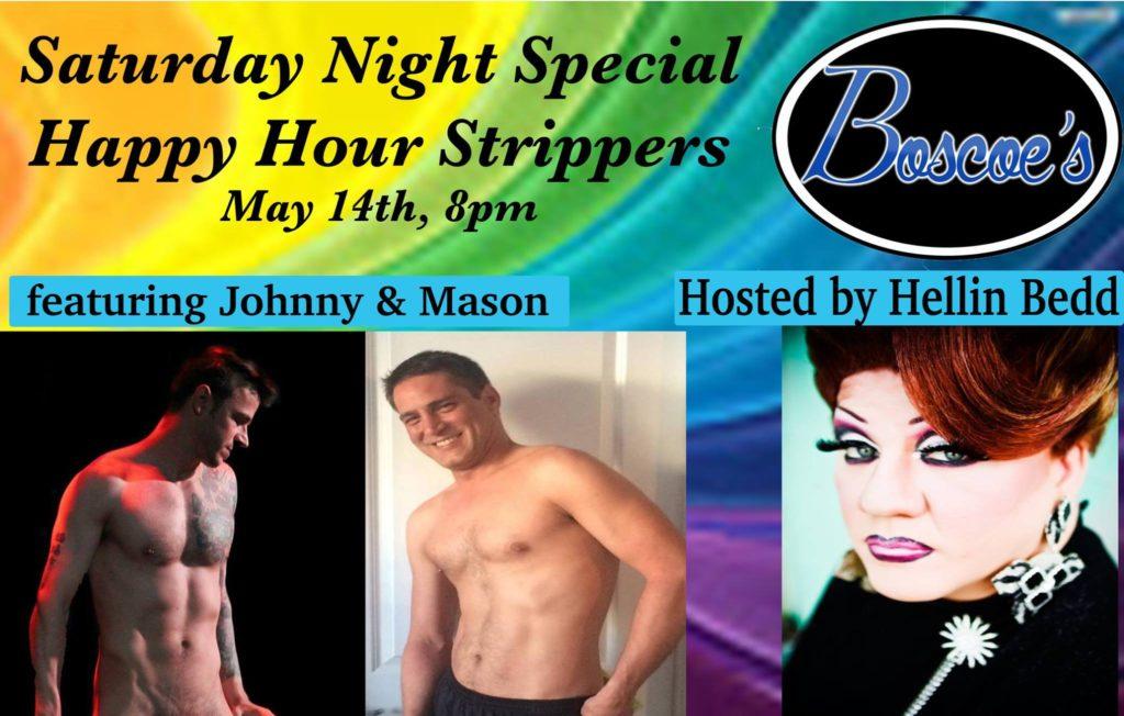 Show Ad   Boscoe's (Columbus, Ohio)   5/14/2016