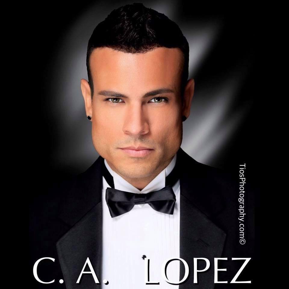 C.A. Lopez - Photo by Tios Photography