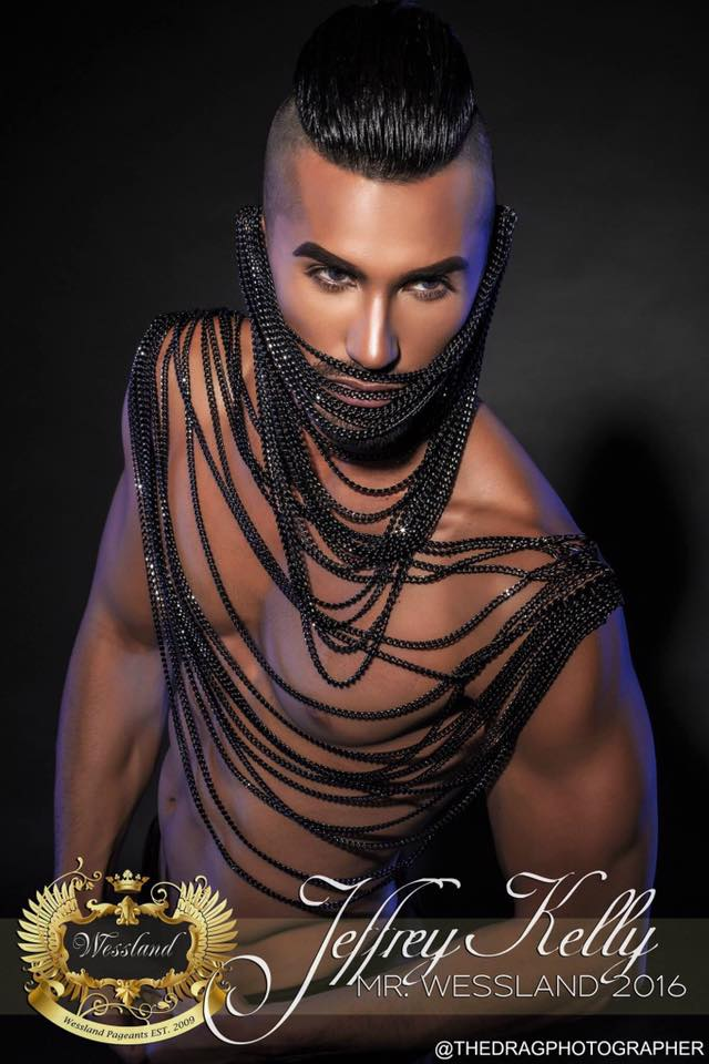 Jeffrey Kelly - Photo by The Drag Photographer