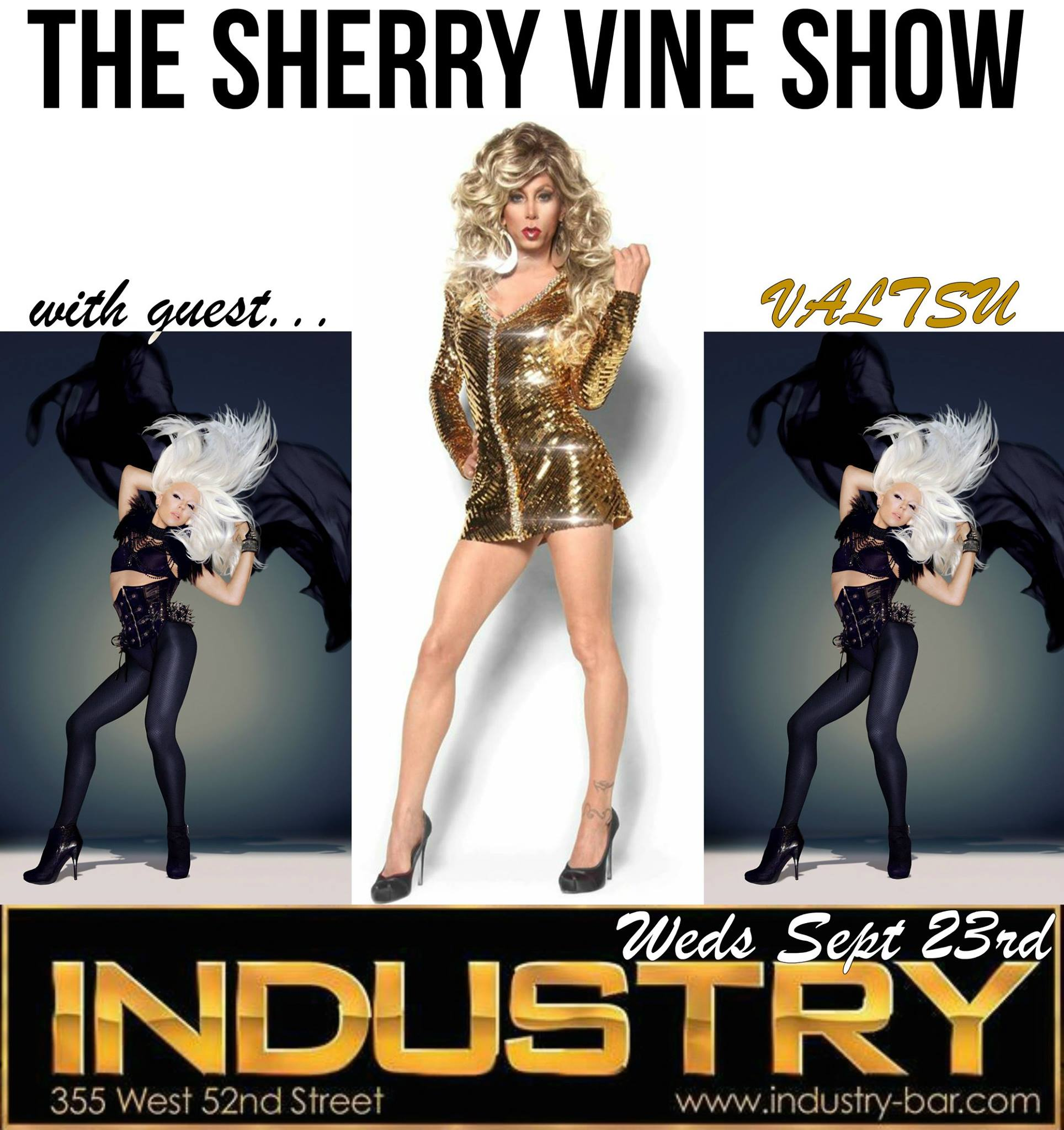 Show Ad | Industry (New York City, New York) | 9/23/2015