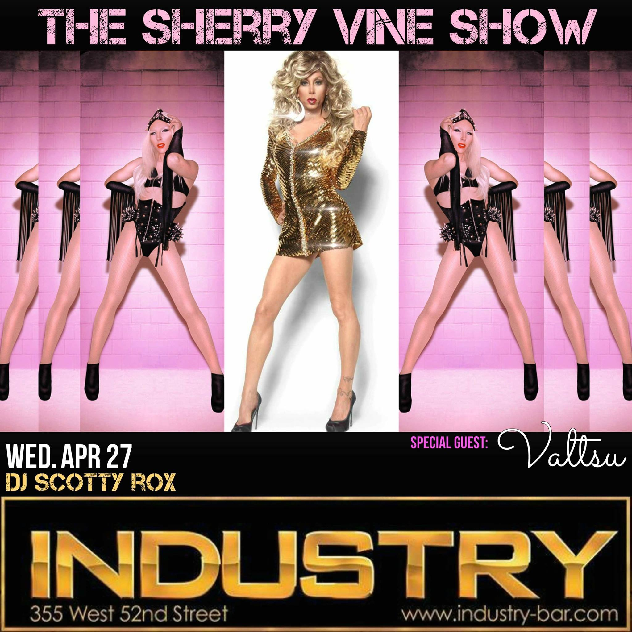 Show Ad | Industry (New York City, New York) | 4/27/2016