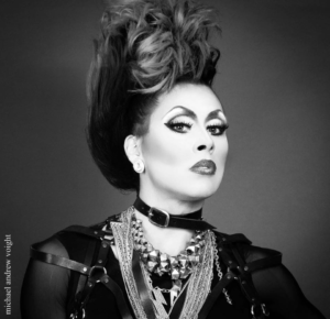 Heidi T Iman - Photo by Michael Andrew Voight