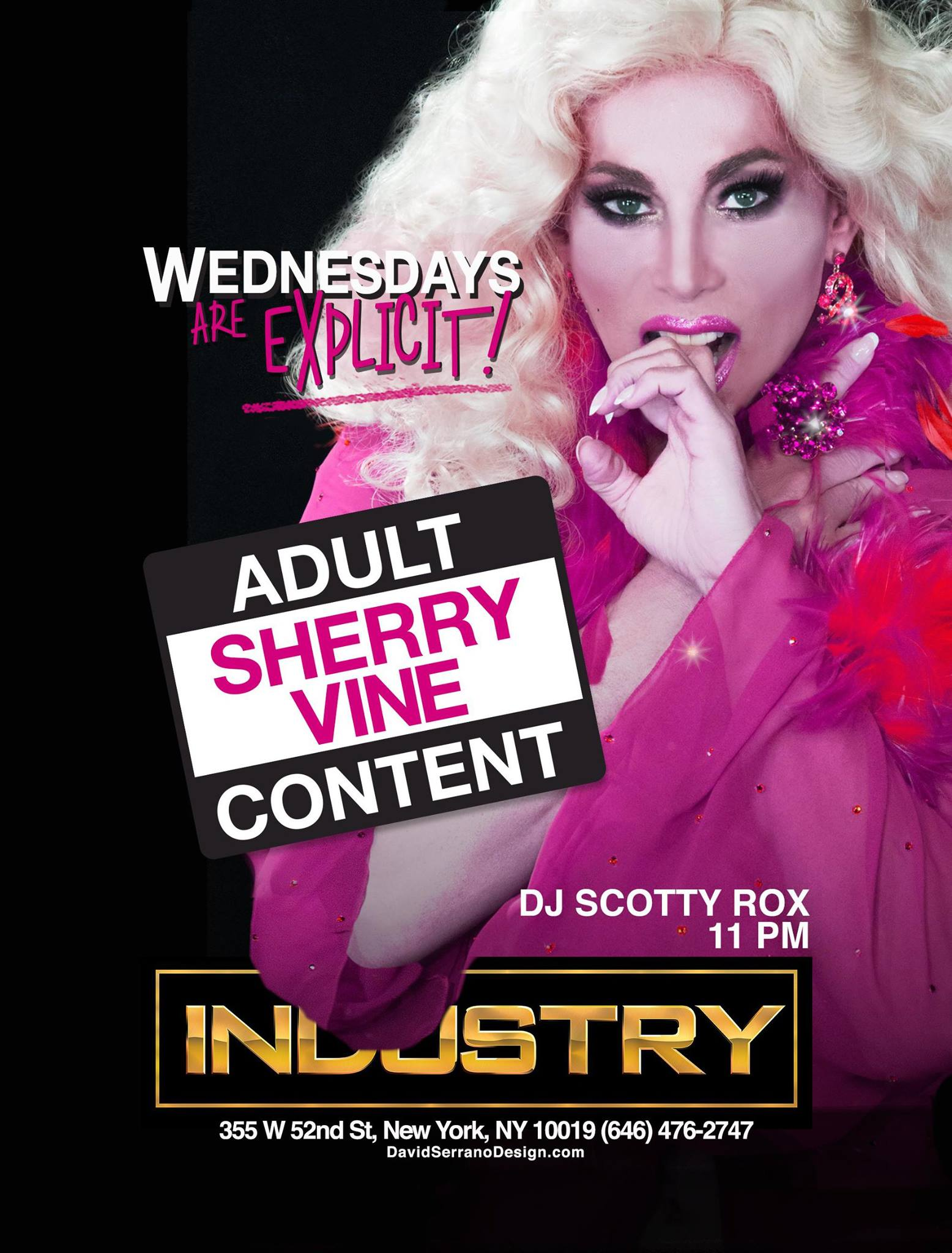 Show Ad | Industry (New York, New York) | 7/27/2016