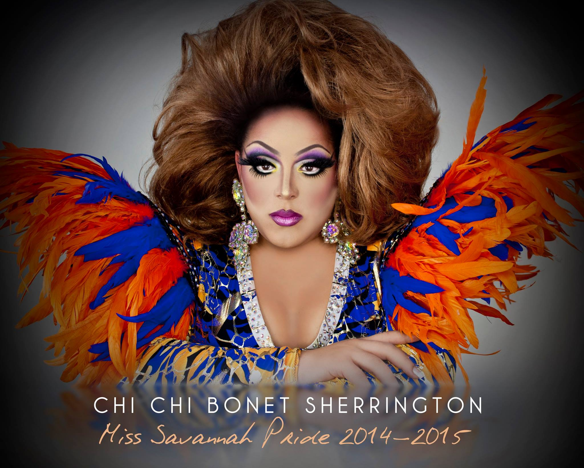 Chi Chi Bonet Sherrington - Photo by Robin Joy Photography