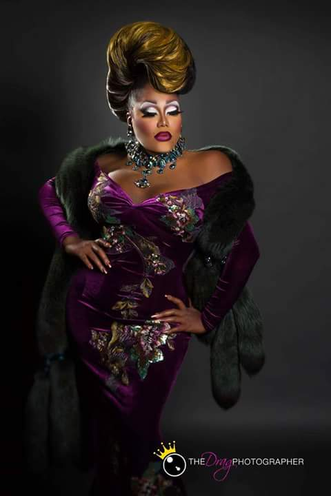 Alexis Gabrielle Sherrington - Photo by The Drag Photographer