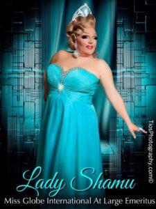 Lady Shamu - Photo by Tios Photography