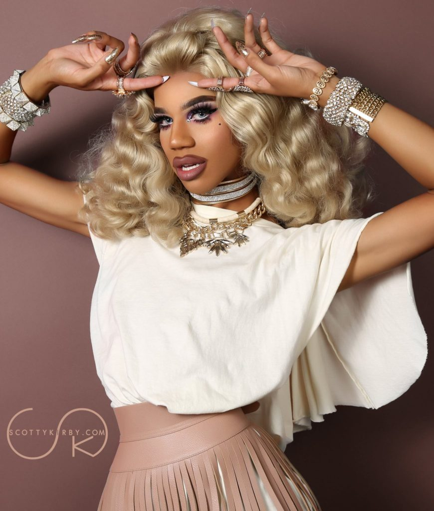 Naomi Smalls - Photo by Scotty Kirby