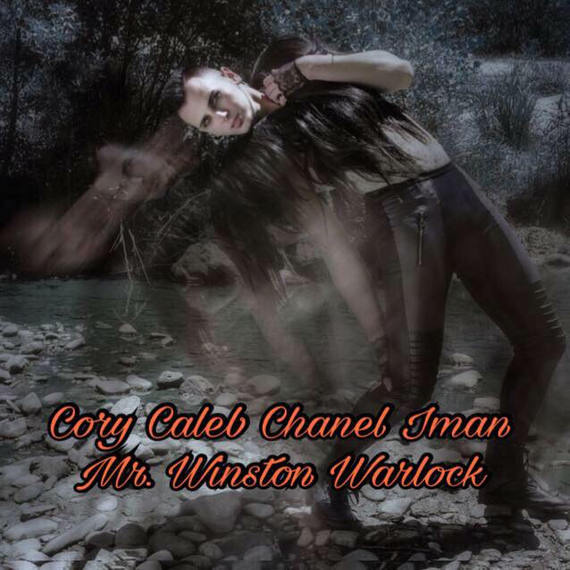 Cory Caleb Chanel Iman