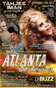Show Ad | Miss Atlanta Grand Diva | The New LeBuzz (Marietta, Georgia) | 9/14/2013
