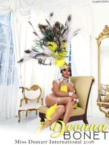Deonna Bonet - Photo by Tone Roc Edits