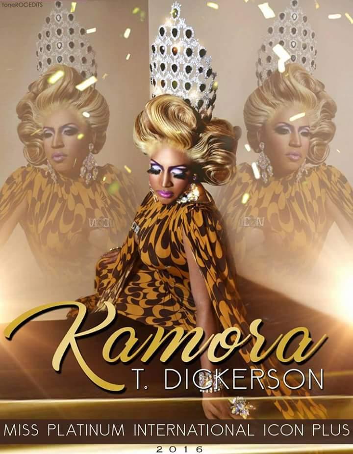 Kamora Dickerson
