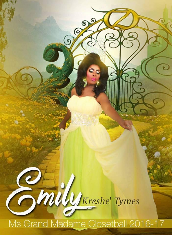 Emily Kreshe' Tymes