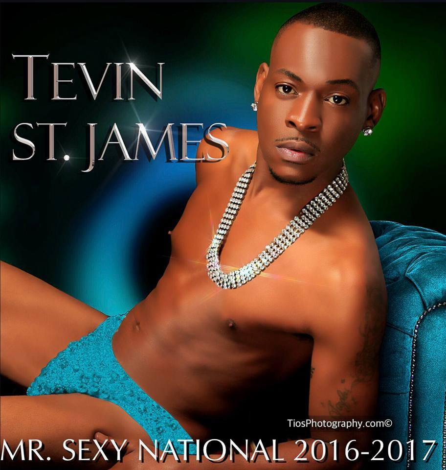 Tevin St. James - Photo by Tios Photography