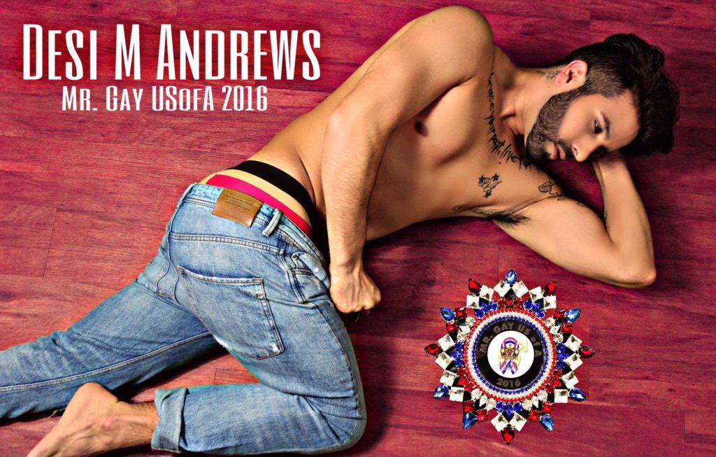 Desi M. Andrews
