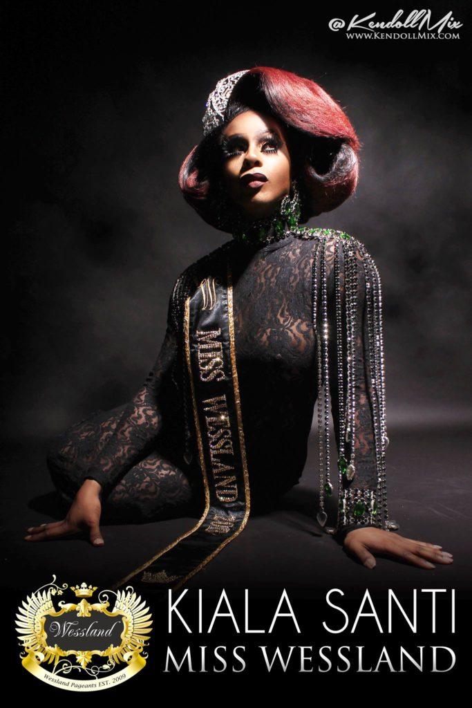 Kiala Nicole Santi - Photo by Kendoll Mix
