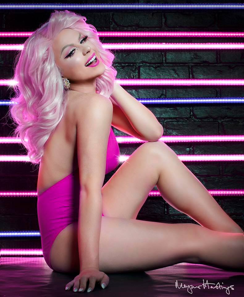 Farrah Moan - Photo by Magnus Hastings