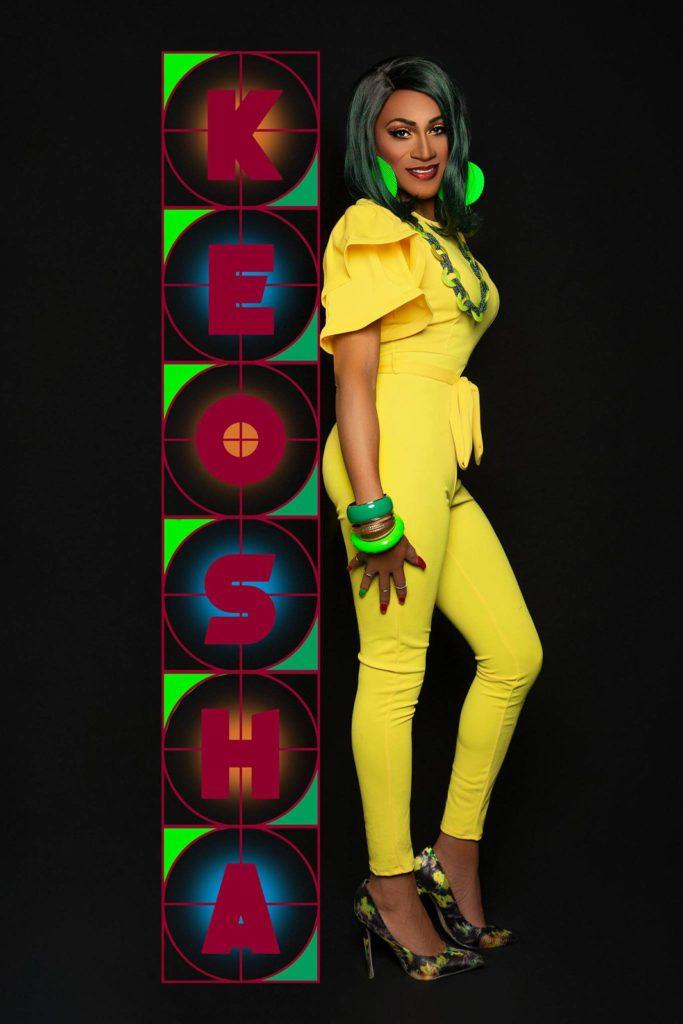 Keosha Simone - Photo by Carrie Strong