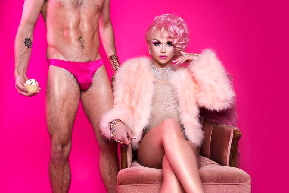 Farrah Moan - Photo by Vico Velez Photography