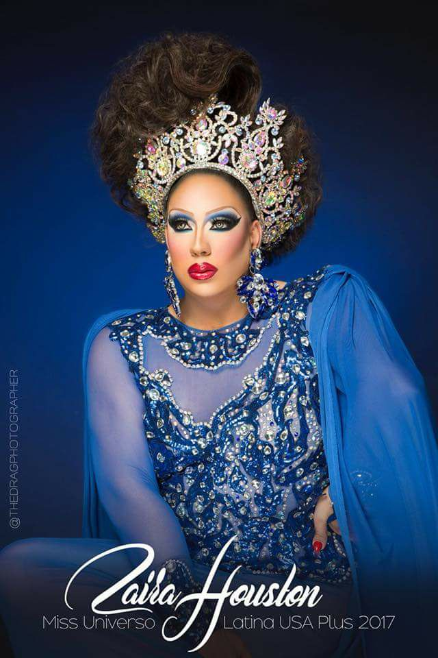 Zaira Houston - Photo by The Drag Photographer