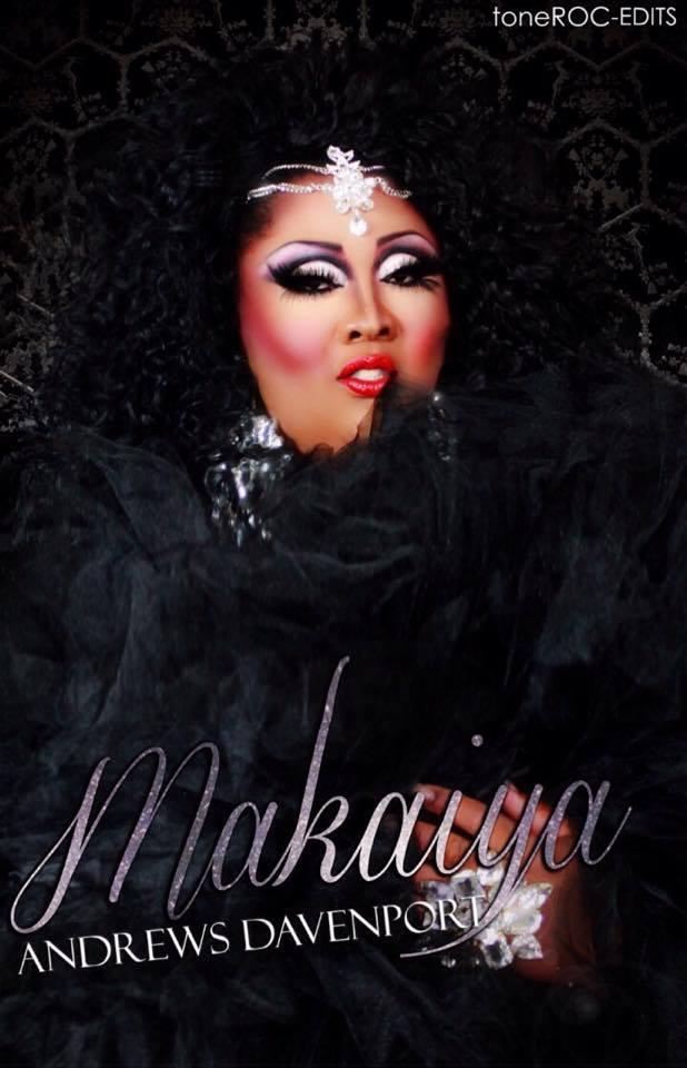 Makaiya Andrews Davenport - Photo by Tone Roc Edits
