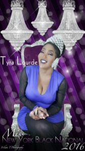 Tyra Lourde - Photo by What's T Photography