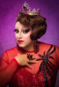 Diva Coppafeel - Photo by P.S. Linden Photography