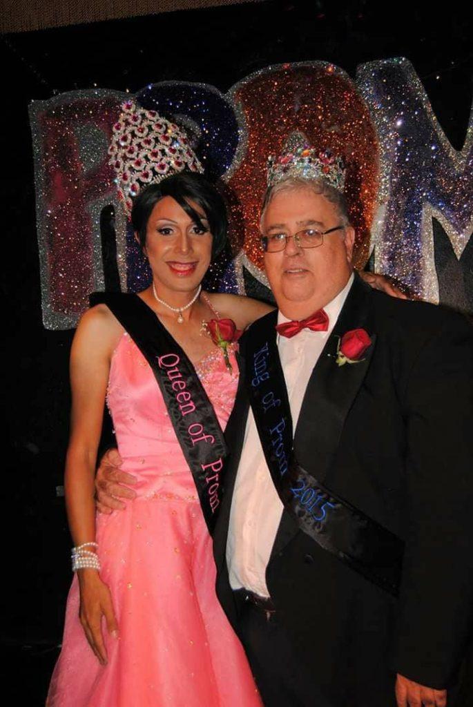 Misa Casinova and Paul Groves
